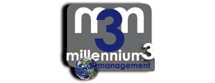 Millennium 3 Management Logo