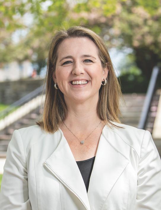 Angela McDonald, Ph.D.